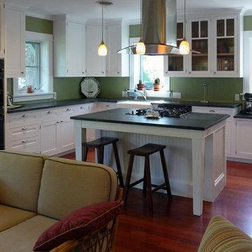 Remodeled kitchens