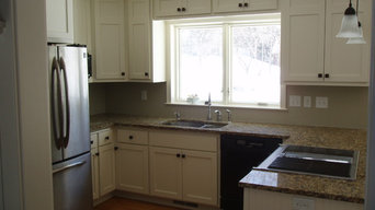 Remodeled Maple Grove Kitchen