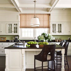 traditional kitchen Remodeled Vacation Home featured in Traditional Home