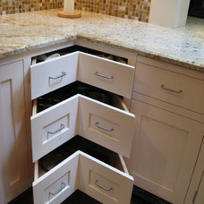 Traditional Kitchen by Templeton Building Co.