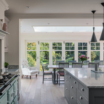 Remodelled 1930's home in Surrey