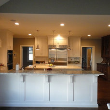Traditional Kitchen by Averbuch Realty Company