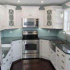 Contemporary Kitchen by MRD Bethel Orwigsburg Lehigh Valley