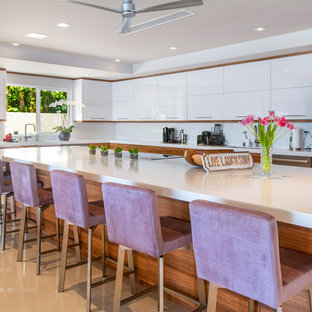 75 most popular tropical kitchen design ideas for 2019 stylish rh houzz com tropical kitchen cabinet designs tropical themed kitchen designs