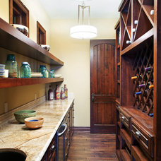 Traditional Kitchen by Becki Wiechman, ASID, LEED AP
