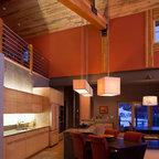Hundert Residence Contemporary Kitchen Denver By