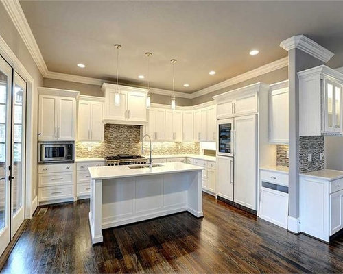 Caesarstone Misty Carrera Home Design Ideas, Pictures, Remodel and Decor