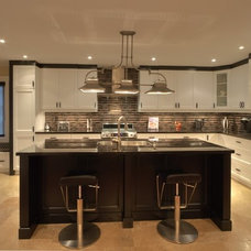 Contemporary Kitchen by Help Me Rhonda's Interiors