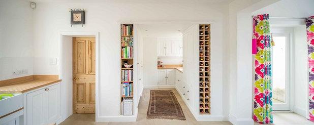 Modern Küche By Hill Farm Furniture Ltd