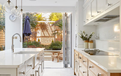 Houzz Tour: A Rundown Victorian House is Completely Transformed