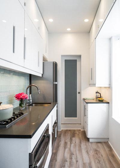 tu cocina es larga y estrecha 10 trucos para una buena