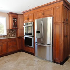 Traditional Kitchen by Design Solution Group