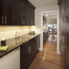 Contemporary Kitchen by Dwayne Seal Custom Designs