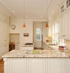 modern kitchen by Landmark Services Inc