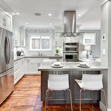 Contemporary Kitchen by Total 360 Photography
