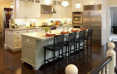 Kitchen Design: Bringing Restaurant Style Home