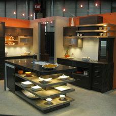 Modern Kitchen by Michelle Yaworski – Gem Cabinets Ltd