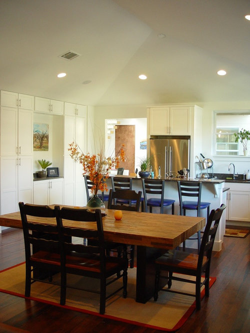 Rug Under Kitchen Table Home Design Ideas Pictures