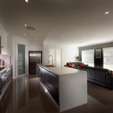 Modern Kitchen by Quality Constructions