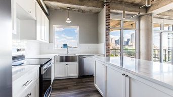 Renowned Cabinetry, MSI Surfaces, Daltile - Dallas