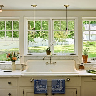 Good Over Sink Window Treatment | Houzz