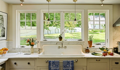 60 Kitchen Sinks With Mesmerizing Views