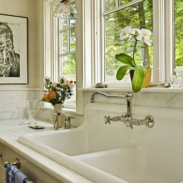 Repurposing salvaged sink