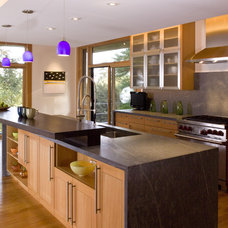 Contemporary Kitchen by Marcus Gleysteen Architects