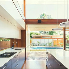 Contemporary Kitchen by N.B. Interiors