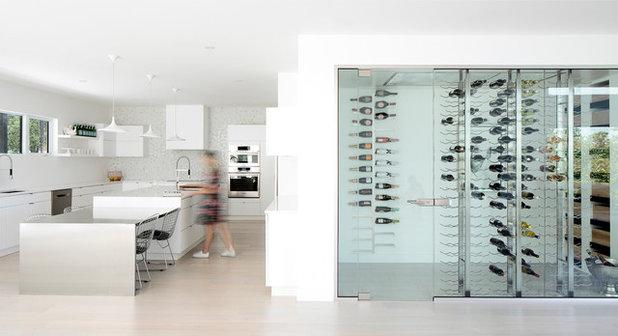 Contemporary Kitchen by PARKA - Architecture & Design
