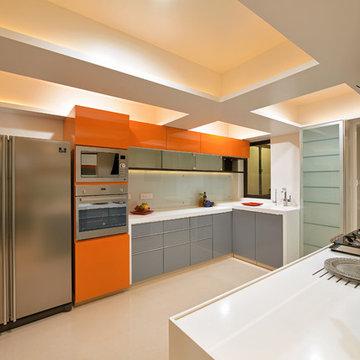 Residence in Mumbai
