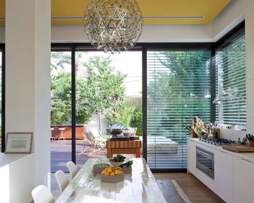 Yellow Ceiling | Houzz