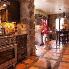 Rustic Kitchen by JBIA, LLC