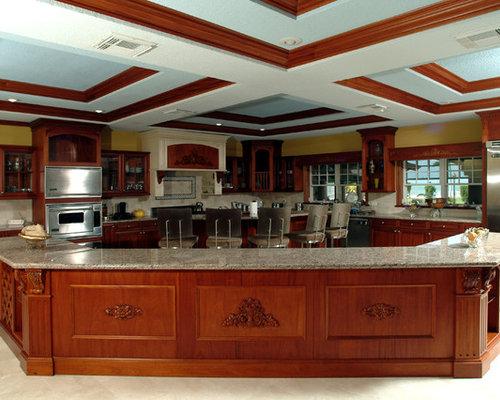 Caribbean interior kitchen design ideas remodel pictures for Caribbean kitchen design ideas