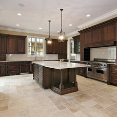 Traditional Kitchen by Master Pieces Cabinetry