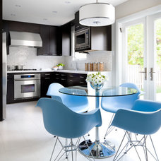 Contemporary Kitchen by Szigeti Design