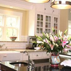 Contemporary Kitchen by BlueStone Interiors