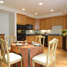 Traditional Kitchen by O'Sullivan Architects, Inc