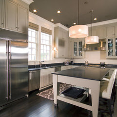 kitchen by Catalyst Architects, LLC