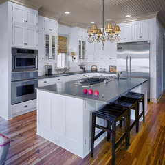 traditional kitchen by Catalyst Architects, LLC