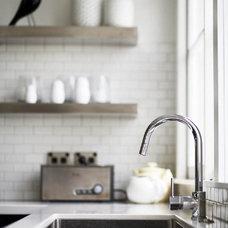 Contemporary Kitchen by BTInteriors