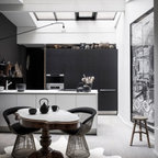Alterman Eclectic Kitchen New York By The Cousins