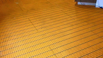 Residential Heated Floors