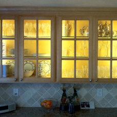 Kitchen by Lite Line Illuminations, Inc.