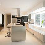 Lg House Kitchen Modern Kitchen Edmonton By