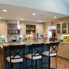 Eclectic Kitchen by Fresh Eyes