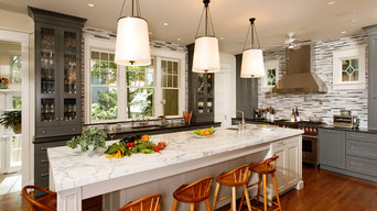 Residential Kitchen Over $120,000