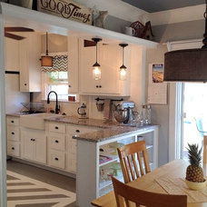 Farmhouse Kitchen by The Lamp Goods