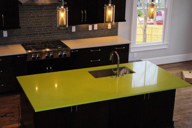 Contemporary Kitchen by Studio M Interiors