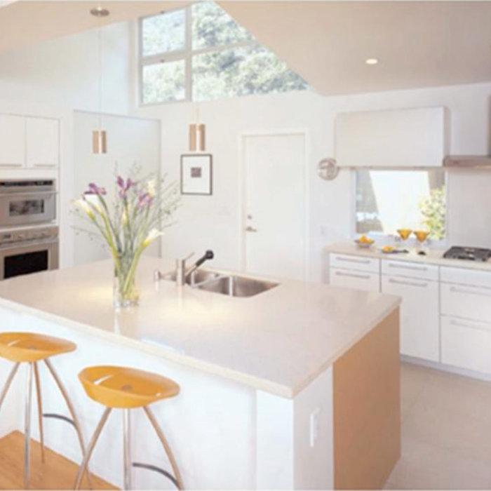 Chic Minimalist Kitchen